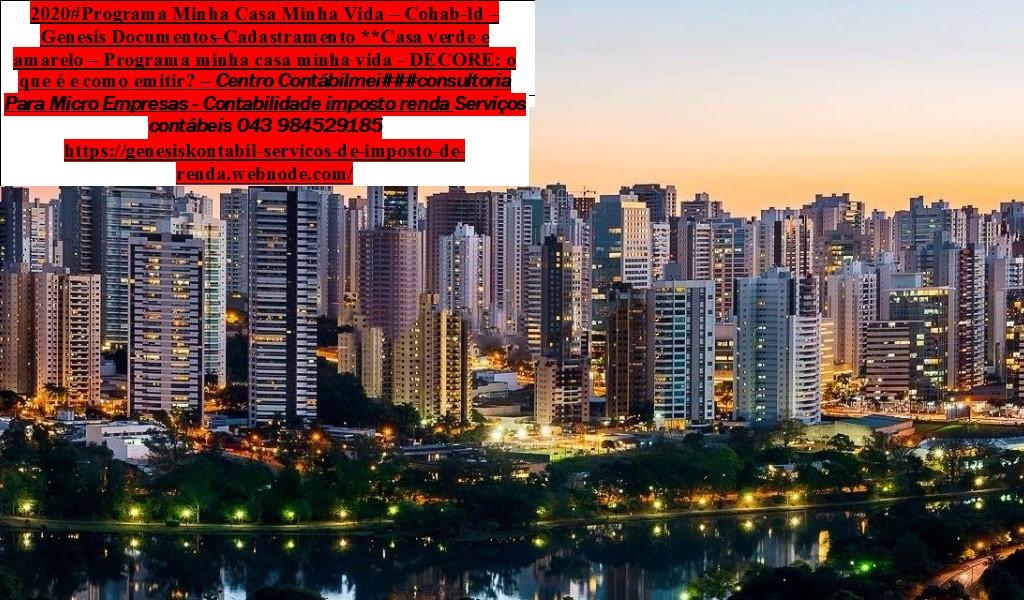Ibipora###DOCUMENTOS PARA COMPROVAÇÃO DE RENDA...
