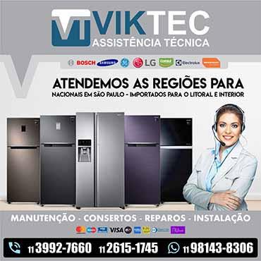Consertos para refrigerador em São Paulo