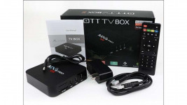 Box TV Android 8.1 4k