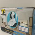 Camera robo IP Visão notura