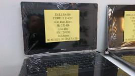 Lote com 5 Notebooks - DELL E6430 - CORE I5 - 3340M - 4GB RAM DDR3 HD 320GB - DVD-RW