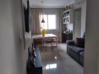 TF1047 - Lindo apartamento com 2 dormitórios no Tatuapé. 1 vaga