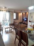 TF1055 - Lindo apartamento com 2 dormitórios na V. Mendes . 1 vaga