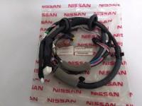 Chicote Da Porta Dianteira Esquerda Nissan Tida