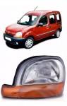Farol Esquerdo Renault Kangoo 1997 A 2005 Original Valeo