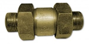 Válvula Retenção 22mm X 22mm Knorr Mbb Nova I90267