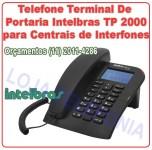 Vendas de Pabx Digital Intelbras - Panasonic