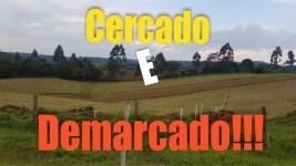 vendo meu terreno no interior de São Paulo
