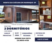 Terreno 1000 m² + Obra em Mairinque
