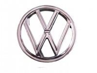 Emblema Do Capo Do Fusca Em Metal Réplica Do Original Vw