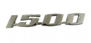 Emblema Do Fusca 1500 Em Metal