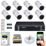 SID Prestação de serviço - kit câmeras