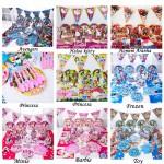 Kit Festa Aniversario Infantil