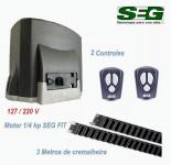Kit motor Seg para Portões Automáticos de Garagens! Últimas Unidades!!