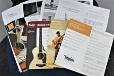 Lindo violão Taylor 114e com Tags e bag