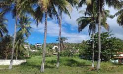 Área em frente ao mar de Ilhéus - Olivença - Bahia