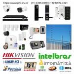 Consultoria, projeto, venda, instalação e manutenção de sistemas de segurança eletrônica