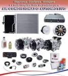 Peças para ar condicionado automotivo