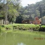 sitio pousada com a maior cachoeira de Taubaté