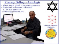 Mapa Astral Natal - Astrologia
