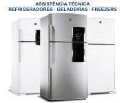 Assistencia tecnica geladeira freezer Jacareí