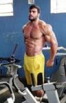 Ghanho de massa muscular