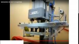 maquina pneumatica p hot stamp
