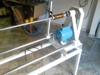 maquina coar bobina de hot stamp
