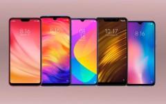 Celulares da Xiaomi