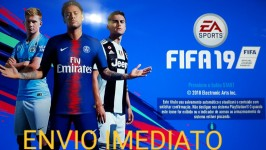 FIFA 19 PS3 DIGITAL EM PORTUGUÊS