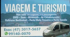 Serviço de viagem para cascatas do Iguaçu