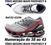 Mizuno prophecy 8 linha Premium (11)95940-4189 faço em 2 x no cartão