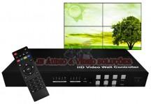 Controlador Video Wall Hdmi 2x2 C/ Função Switch Sx-vw02