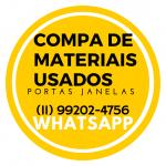 COMPRA DE MATERIAIS USADOS DE CONSTRUÇÃO EM ITAIM BIBI