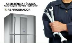 Assistencia tecnica freezer geladeira Jacarei