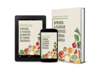 Aprenda A Plantar Alimentos De Forma Orgânica - Livres de Agrotóxicos.