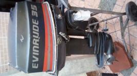 Motor de popa Evinrude 35hp