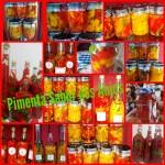 Pimentas artesanais Sabor dos Anjos