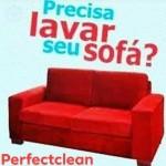 Limpeza e higienização de estofados em geral e impermeabilização