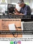 Manutenção, assistência técnica, conserto de computador e notebook, Bauru