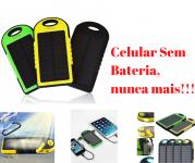 Carregador Solar Universal