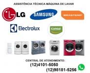 Assistência Técnica Conserto de Lava e Seca LG Samsung