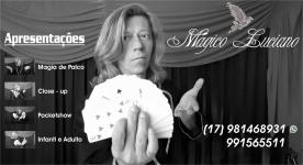 Show de Mágica e Ilusionimo