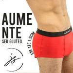 Empine seu bumbum com nossas cuecas com enchimento traseiro