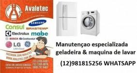 Assistencia Maquina de lavar roupa Taubate