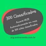 Lista sites classificados mais de 300 sites para você aunciar seu site produto ou serviço