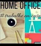 Kit home office para trabalhar em casa