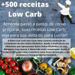 Guia de receitas LOW CARB