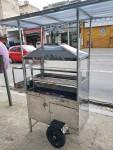 carrinho de churrasco espetinho taubate