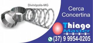Thiago Master - Concertina em Dovonópolis-MG (37) 9 9954-0205